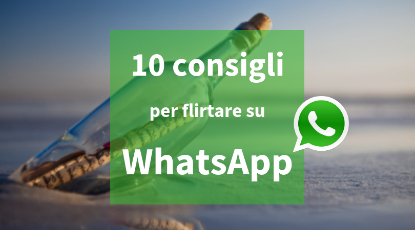 Come flirtare su WhatsApp