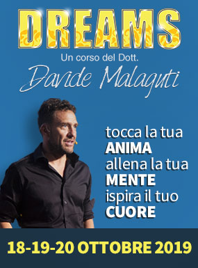Dreams - 22-23-24 Marzo 2019 - Bologna